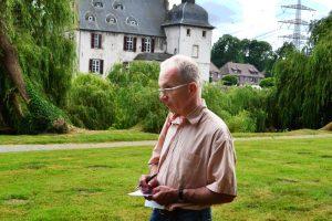 Berichterstatter Tag der Parks und Gärten