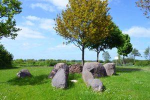 Megalithgrab bei Bovenau